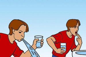 Оказание первой помощи при пищевом и алкогольном отравлении