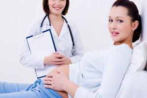 Беременность при высокой миопии