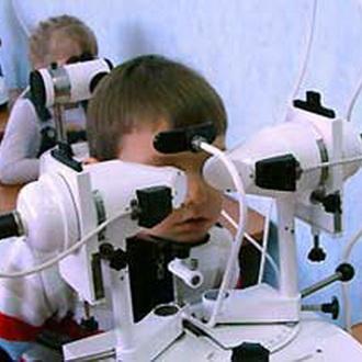 Бады восстановить зрение