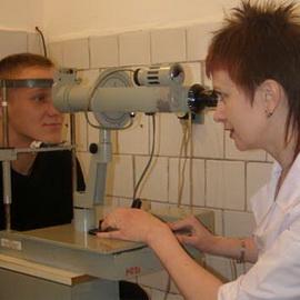 Цветные контактные линзы для коррекции зрения