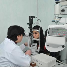 Заказать очки проверить зрение минск