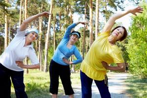 Какая есть лечебная физкультура?