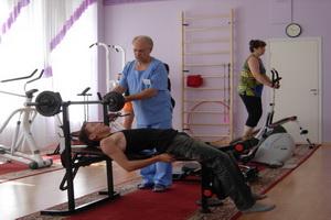 Сахарный диабет и физкультура: комплекс упражнений