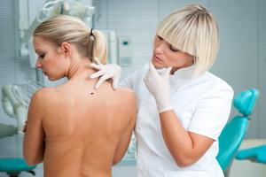 Виды доброкачественных и злокачественных новообразований кожи