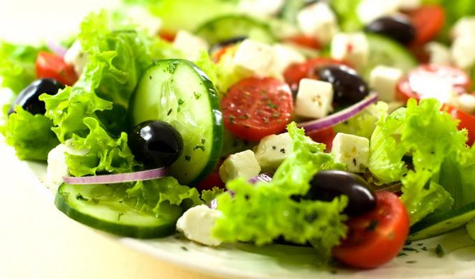 рецепты здорового питания для похудения с фото