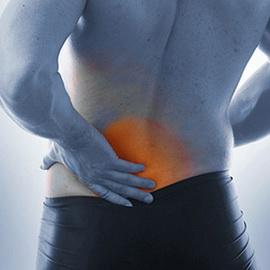 Лечение мышечной боли на спине