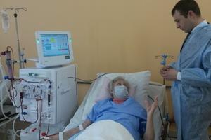 Лечение аппаратом «Искусственная почка»