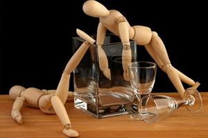 Отравление этиловым и метиловым спиртом, этиленгликолем