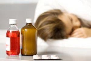 Отравление лекарствами: признаки и первая помощь