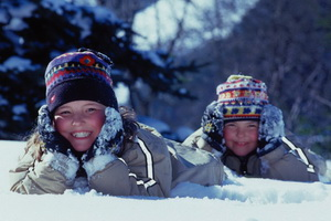 Обморожения у детей: признаки и первая помощь