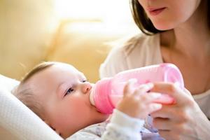 Пищеварительная система новорожденных и её особенности