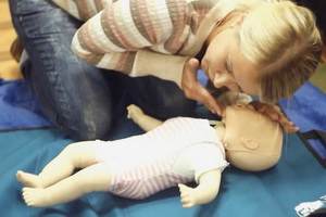 Неотложные состояния у новорожденных и оказание первой помощи