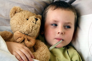 Симптомы и лечение гриппа у детей