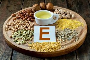 Витамин Е (токоферол): функции и заболевания при его недостатке