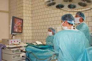 Хирургическая операция как метод лечения миомы матки