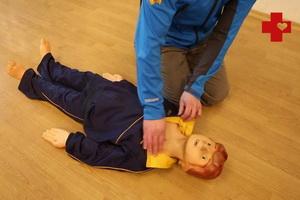 Первая доврачебная помощь ребенку при неотложных состояниях