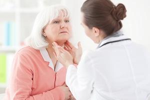 Дисфункция щитовидной железы: симптомы и лечение пиявками