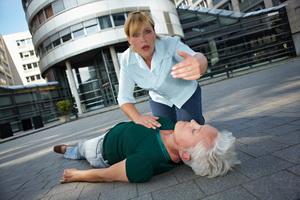 Обморок, коллапс и шок при острой сосудистой недостаточности