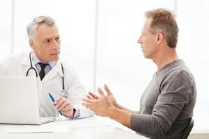 Заболевания простаты у мужчин