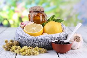Лечение простуды народными методами: лучшие рецепты