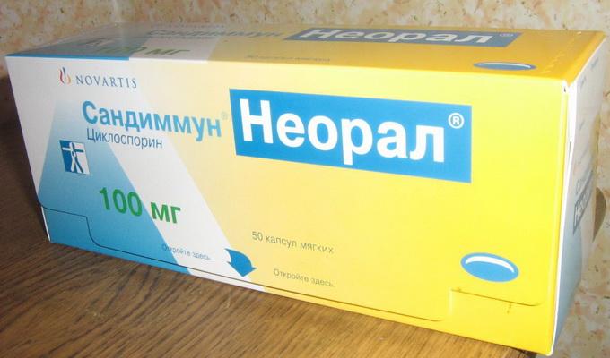 Иммунодепрессанты для лечения заболеваний