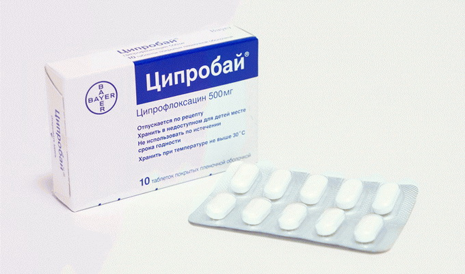 Препараты фторхинолоны: список с описанием