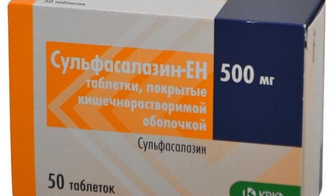 Характеристика препаратов сульфаниламидов