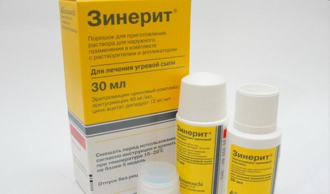 Препараты от угревой сыпи у подростков и взрослых