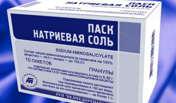 Применение противотуберкулёзных и других фармакологических препаратов
